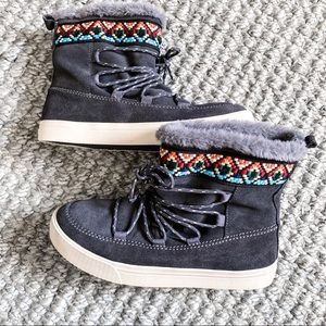 Toms | Alpine Lace Up Boot